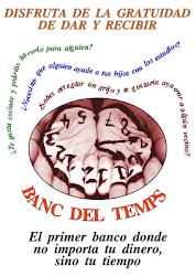 BANCO del TIEMPO de NAZARET- VALENCIA