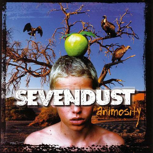 Rock Album Artwork Sevendust Animosity