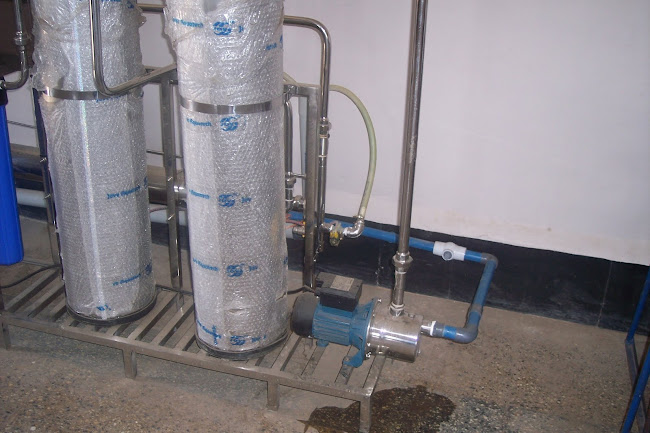 Aqua Reverse Osmosis systems (6)