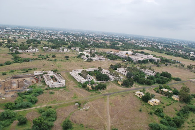 Sainik School Bijapur Rashtrakoota under construction 2