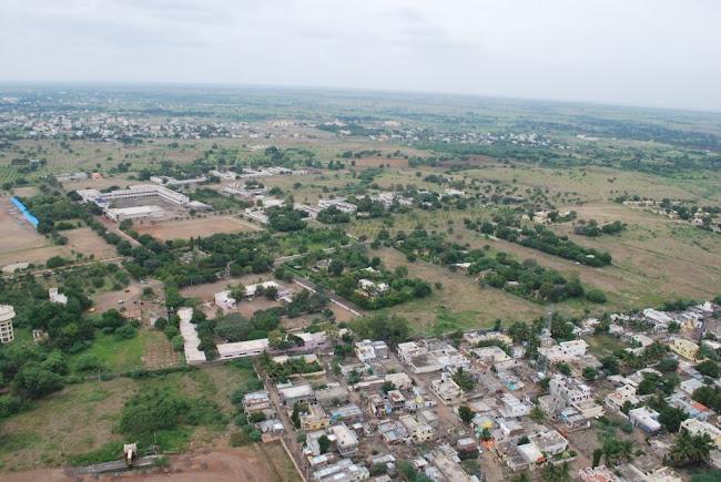 Sainik School Bijapur view of the campus 4