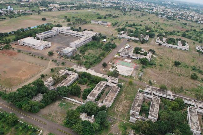 Sainik School Bijapur-campus view 8