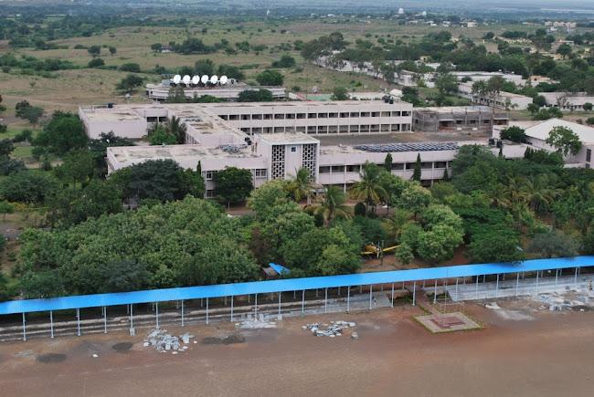 Sainik School Bijapur- main building-front view 2