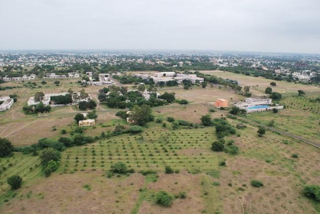 Sainik School Bijapur General View 1