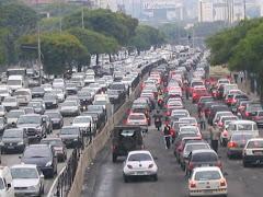 Onde está o transporte coletivo?