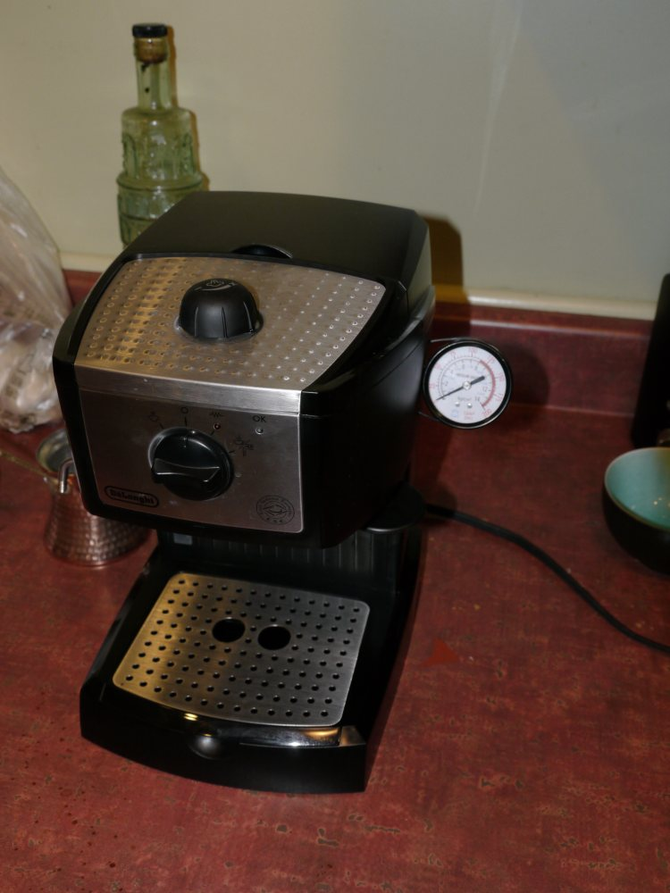 how to make americano with delonghi
