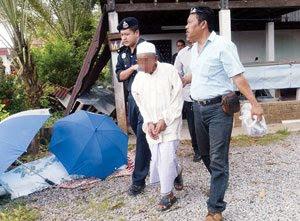Utusan Malaysia fake photo
