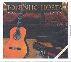 Lançamento 2007 > CD 'SOLO - AO VIVO'