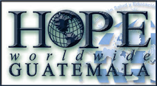 HOPE worldwide Guatemala