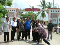 Mejeng Bersama Tim Penatar dari Universitas Negeri Malang