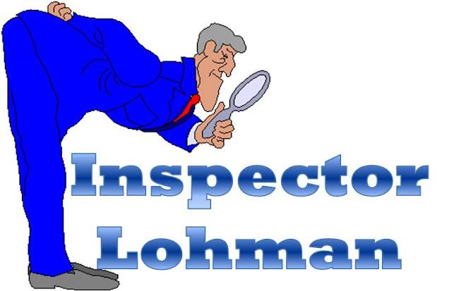 Inspector Lohman