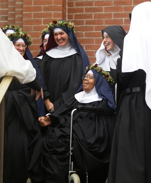 nun s profession vows