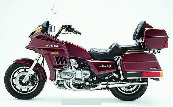Honda Gold Wing GL 1200 ~ Motorcycle