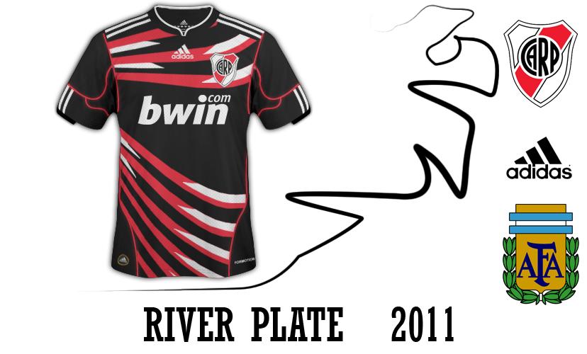 Indumentaria club atletico river plate clausura 2011