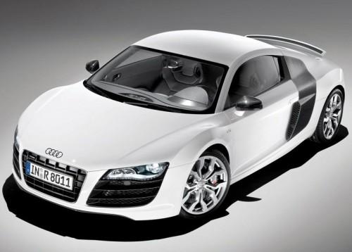 2010 Audi R8 Looks
