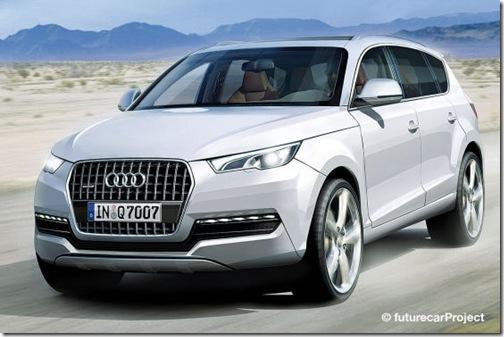 Audi Q7 2011 picture