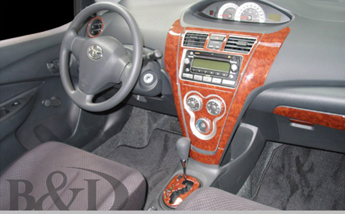 Autos Limited Edition Toyota Yaris 2007