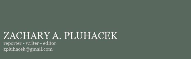 Zach Pluhacek