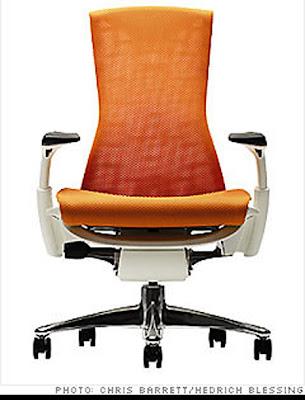 Идеальное кресло Herman Miller