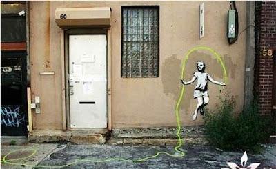 прикольное фото граффити