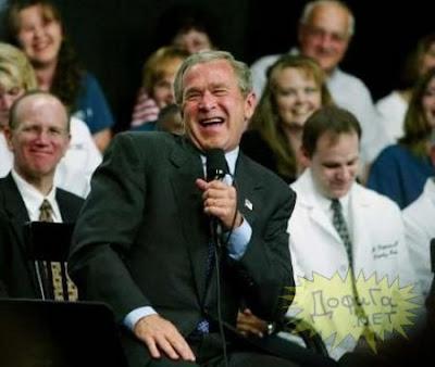 Фотоприкол Джордж Буш