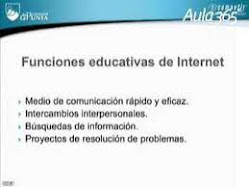 Funciones Educativas del Internet