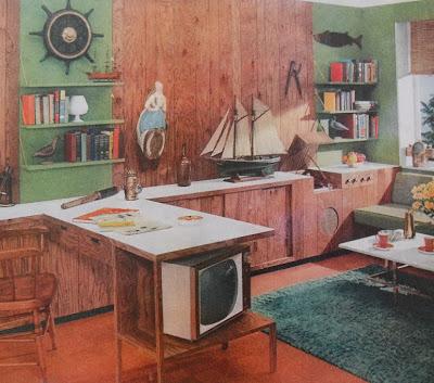 Vintage Interior Design