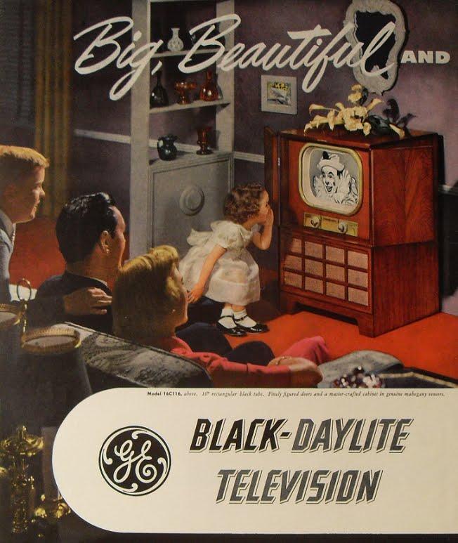 modern tv advertisements essay