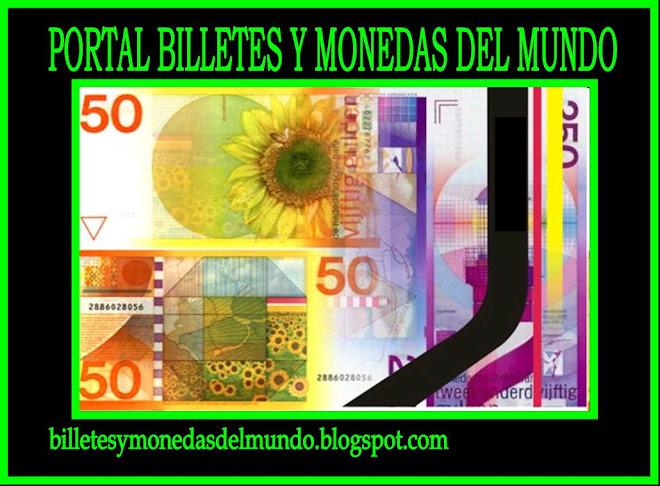 PORTAL BILLETES Y MONEDAS DEL MUNDO