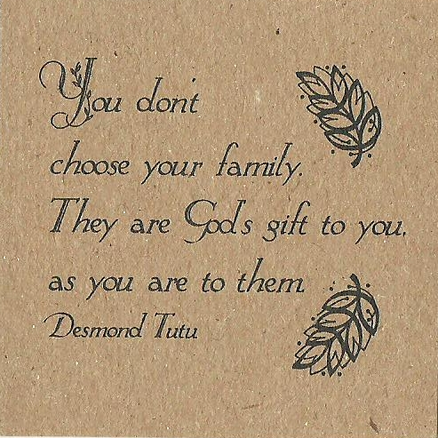 family quotes crop