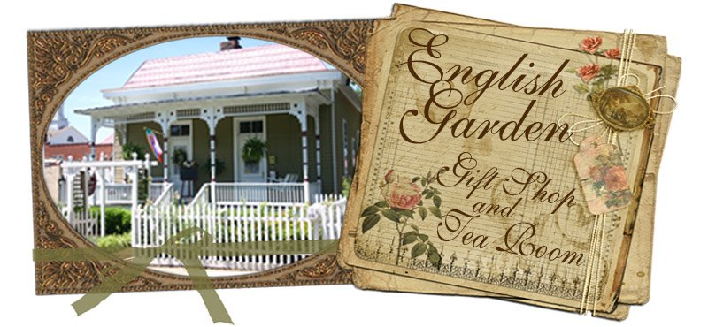 English Garden Gift Shop & Tea Room