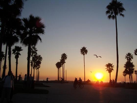 Beach Los Angeles