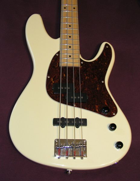 The Guitar Rescue Project: Ibanez TR80 Bass