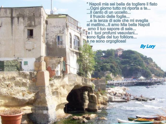 Napoli...questo mio pensiero è per te!