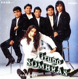 Grupo Sombras - Sombras, Nada Más | Cumbia