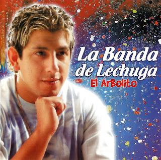 La Banda De Lechuga - El Arbolito   Cumbia