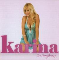 Karina - Sin Vergüenza | Cumbia