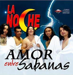 La Noche - Amor Entre Sábanas   Cumbia