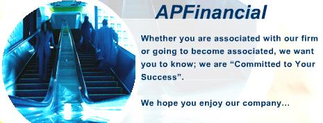 apfinancial jobs