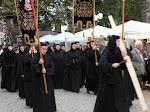 Procesiune pentru Sfânta  Parascheva