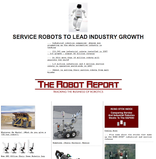 Visit The Robot Report dot com