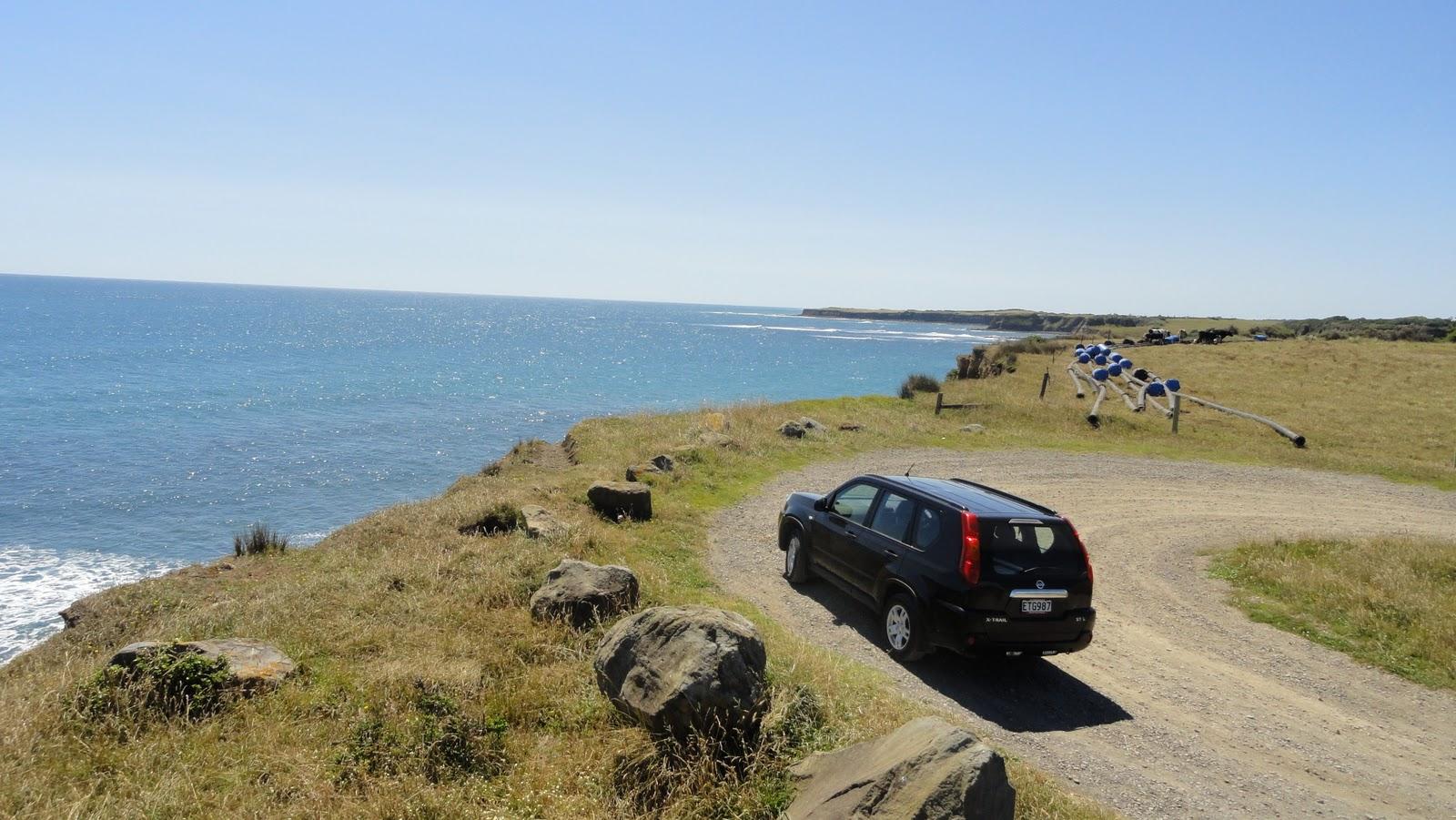 New Zealand Junnilas North Island Road Trip Surf Highway