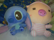 My Lovely Stitch and Fei Mui