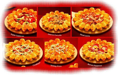 personal cheesy bites pizza hut - KKTS