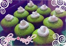 muffin tebu dapur cantik