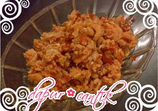 sambal udang kering dapur cantik