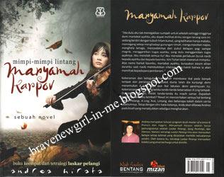 Buku ke-4 Andrea Hirata : Maryamah Karpov (Mimpi-Mimpi Lintang)