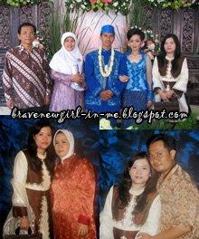 Pernikahan De Nur dan Budi