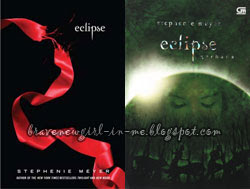 Review Eclipse - Buku 3 dari Twilight Series Stephenie Meyer