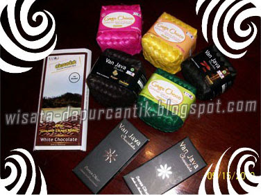Chocodot (Chocolate Dodol Garut) Gambar